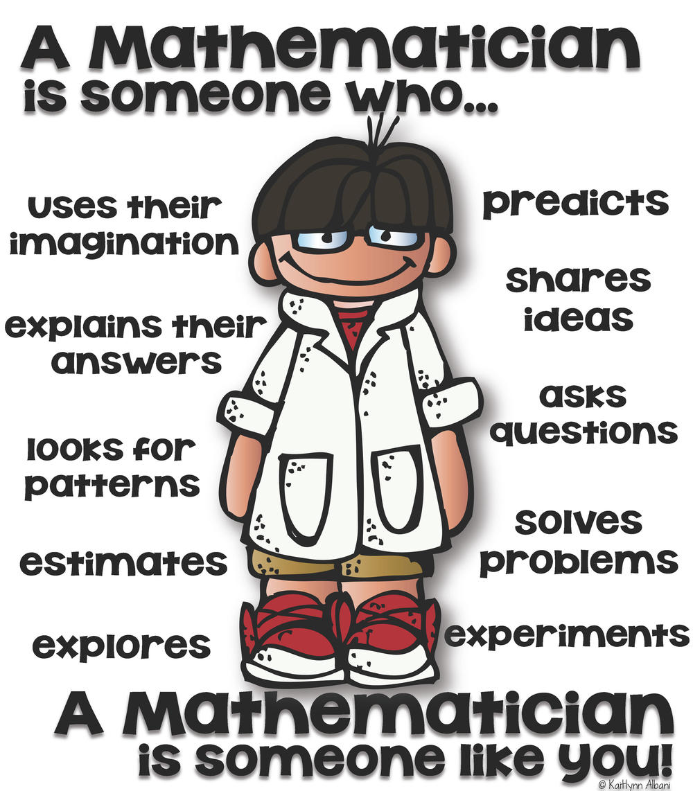 Mathematician - Boy