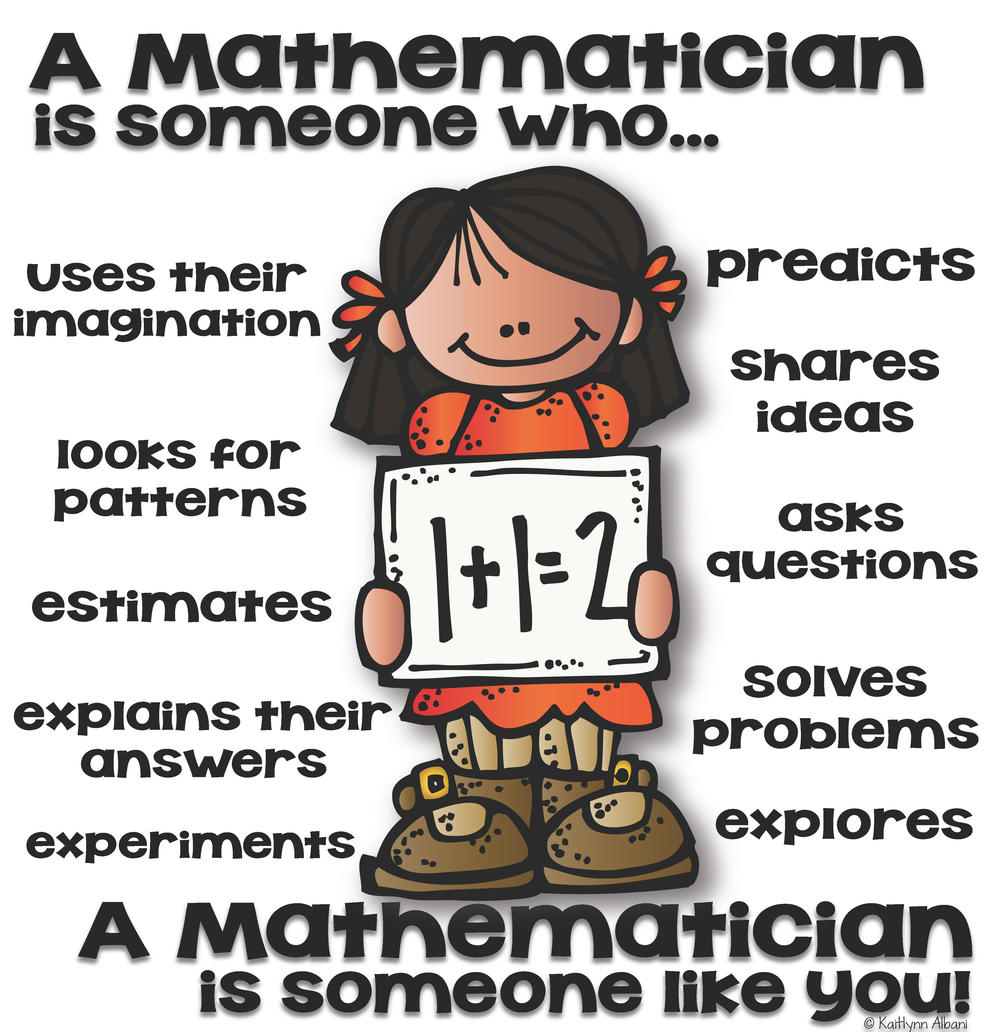 Mathematician - Girl