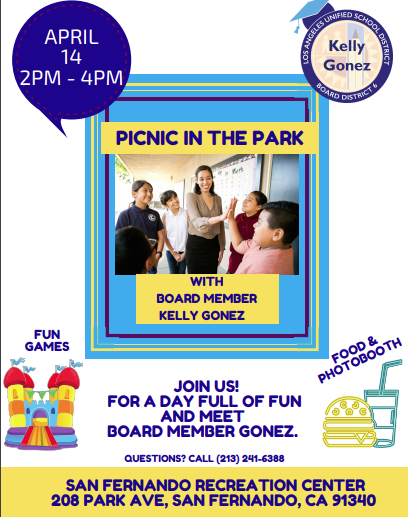 Picnic in the Park 041418