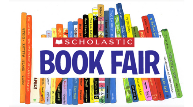 2018 Book Fair at Langdon ES